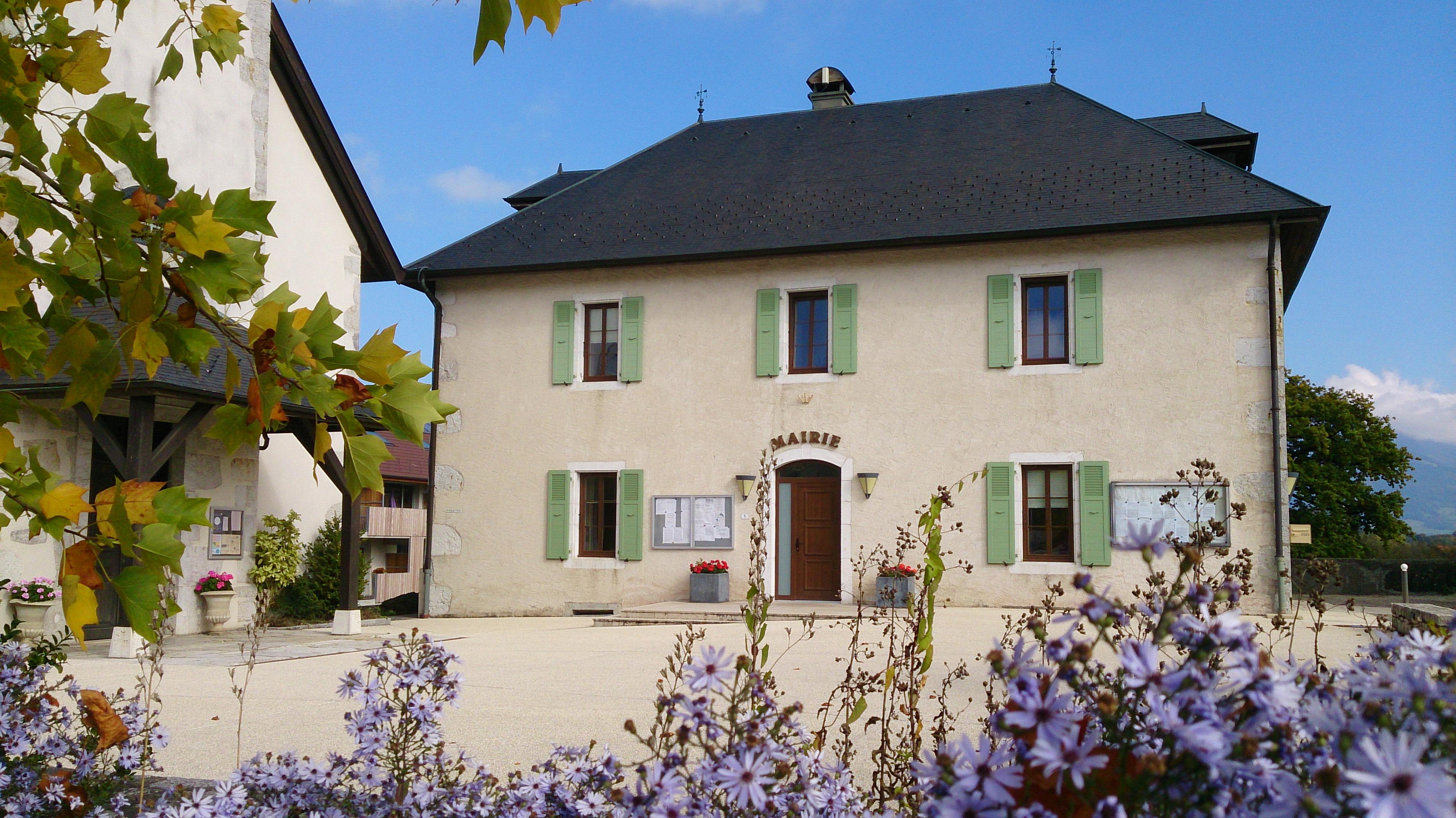 Mairie de Cuvat